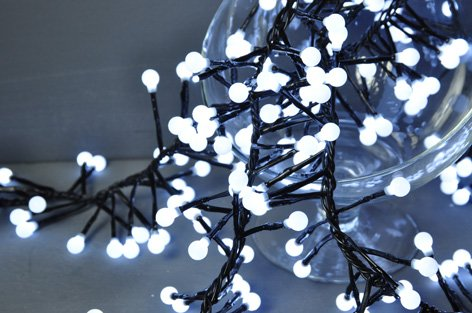 Outdoor Led Fairy Lights Led Cluster Berry Fairy Lights